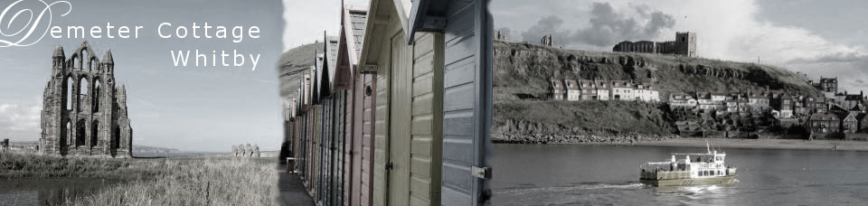 Demeter holiday cottage Whitby Yorkshire Coast