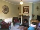 lounge area in Holiday Cottage